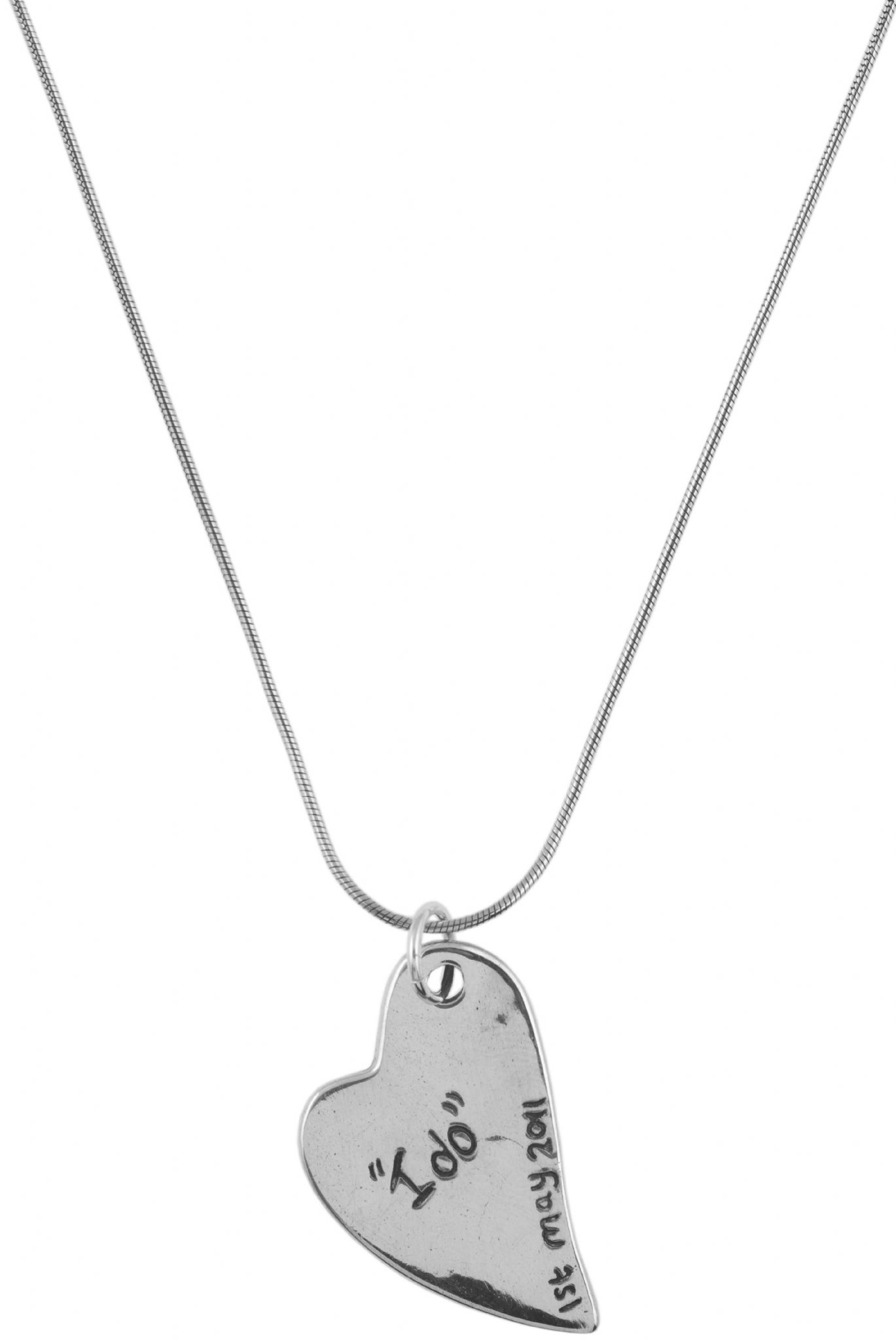 jewellery necklace heart butterfly hand fingerprint on